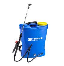 Straus 16L elektromos akkumulátoros permetező akkus háti permetezőgép