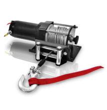 12V elektromos csörlő 900Kg