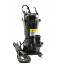 BLACK öntvény darálós szennyvíz szivattyú 2600W 48017