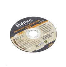 Möller vágótárcsa flexkorong acél vágására 115x1.0x22.23mm