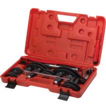 Egykezes kézi csőhajlító készlet HA-7010