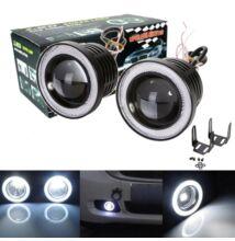 Autós LEDes ködlámpa és menetfény