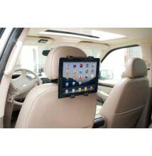 Autós tablet pc tartó fejtámlára Univerzális