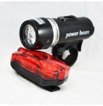 Vízálló Bicikli LED Lámpa Szett