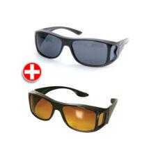 HD Vision autós látássegítő szemüveg 2db