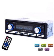 Bluetooth autó mp3 rádió fejegység