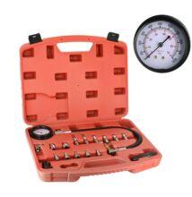 Kompressziómérő készlet dízelhez
