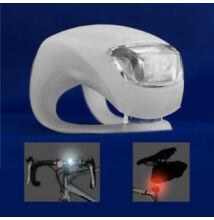 Vízálló Bicikli LED Lámpa Szett Szilikon