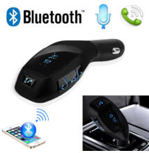 X6 Bluetooth és  MP3 vezeték nélküli FM transzmitter