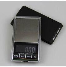 Mini Ékszer Mérleg Zsebmérleg Gramm mérleg 100g/0,01g