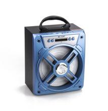 Bluetooth hordozható multimédia lejátszó MP3 USB FM rádió SD MS-154BT