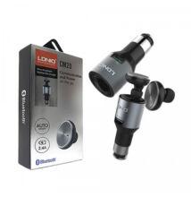 Ldnio CM20 Bluetooth headset és szivargyújtós töltő 2in1