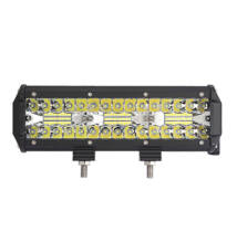 Autós LED reflektor 180W 235mm IP67 10-30V