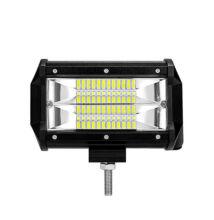 Autós LED reflektor 96W IP68 10-30V 24 LED