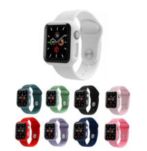 Szilikon Apple Watch szíj és tok 40mm