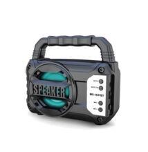 Hordozható Bluetooth Hangszóró USB TF FM MS-1637BT