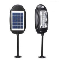Napelemes szolár LED kültéri lámpa integrált szolár panellel 16W NS-118