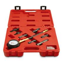 Haina kompressziómérő készlet benzines autókhoz 9 db MG50184 HA-2107