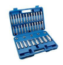 Haina lengéscsillapító szerelő kulcskészlet 39 részes HA-2206