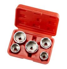 Haina olajszűrő leszedő kupak készlet hatlapú 5 részes HA-2221