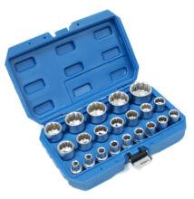 """Haina univerzális dugókulcs készlet 21 részes 8-32mm 1/2"""" HA-1441"""