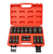 Haina gépi dugókulcs készlet 16 részes 10-32mm HA-2031