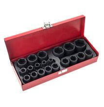 """Erősített dugókulcs készlet 20 részes 1/2"""" 8-32mm HB-6773"""