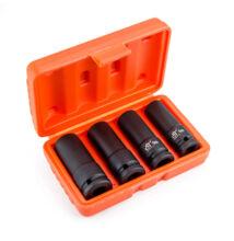 """Haina vékonyfalú hosszított dugókulcs készlet 4 darabos 1/2"""" HB-6840"""