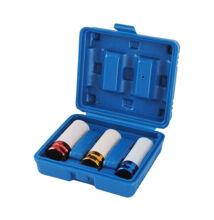 """Möller 3 részes kerámia vékonyfalú hosszított dugókulcs készlet kofferben 1/2"""" MR70409"""