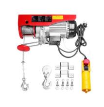Haina elektromos drótköteles csörlő 500kg / 1000kg 3500W HB6744