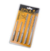 Epica Star fúrószár készlet SDS 5 részes EP-10323