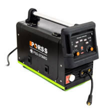 PORSS Multifunkciós Hegesztőgép 370A MIG MAG MMA TIG Inverteres CO2 Hegesztő PSS-370MIG