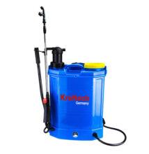 Kraftech 16 literes 2in1 elektromos akkumulátoros és kézi háti permetező HM-6425