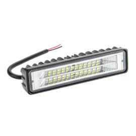 Autós LED reflektor 145mm 84W 24 LED IP67 9-36V