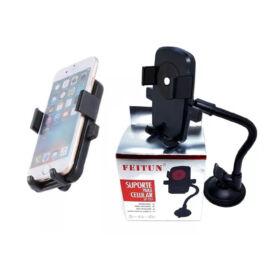 Egykezes autós telefontartó flexibilis szárral