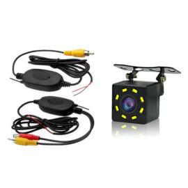 Vezeték nélküli vízálló tolatókamera CAM-8-WIFI
