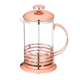 Zurrichberg dugattyús kávé és teafőző 600ml ZB/2113
