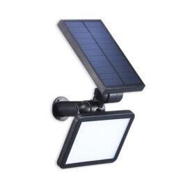 LED napelemes fali lámpa leszúrható 500Lm 2000 mAh DL-SL-50C-3