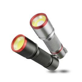 COB LED nagy fényerejű elemlámpa BL-1537