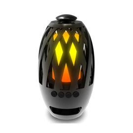 Bluetooth hordozható multimédia lejátszó hangulatvilágítással TF BTS-596