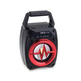 Bluetooth hordozható multimédia lejátszó MP3 USB FM rádió TF MK-1807