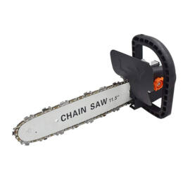 """Láncfűrész adapter sarokcsiszoló flexhez 11.5"""""""
