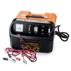 Black akkumulátor töltő 250Ah gyorstöltés funkcióval 12/24V 13504