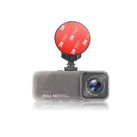 Autós menetrögzítő kamera tolatókamerával DVR Full HD 5MP T701
