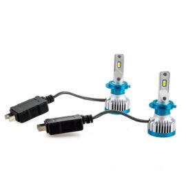 LED autó fényszóró izzó 100W 15000LM ködlámpa 6000K H7