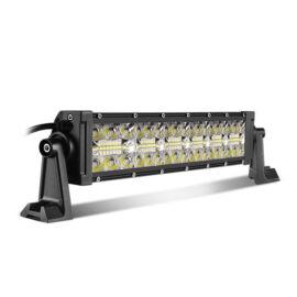 Autós LED fényhíd reflektor munkalámpa 45cm 360W