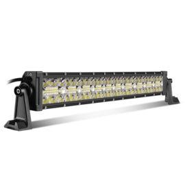 Autós LED fényhíd reflektor munkalámpa 72cm 600W