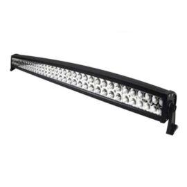 Autós LED fényhíd reflektor munkalámpa ívelt 115cm 80db LED 240W