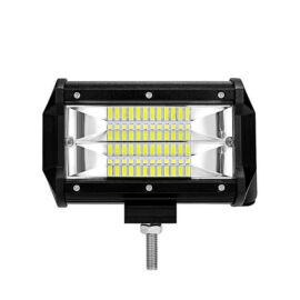 Autós LED reflektor 72W IP68 10-30V 24 LED