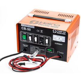 Haina akkumulátor töltő 550W 12/24V 25A CB-50
